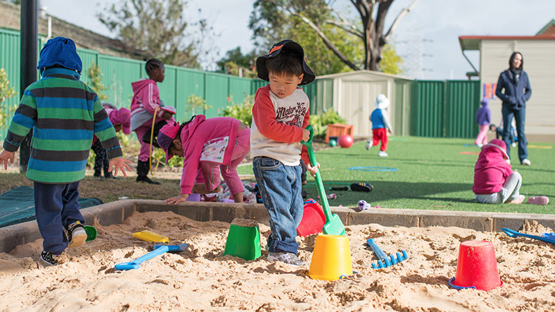 Catholic Early Learning Centres Diocese of Parramatta